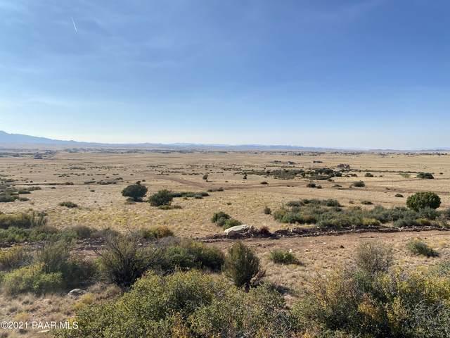 10500 E Ventura Lot 91 Way, Prescott Valley, AZ 86315 (MLS #1042444) :: Conway Real Estate