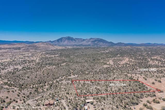 3903 Brenda Trail Parcel A, Prescott, AZ 86305 (MLS #1042451) :: Conway Real Estate