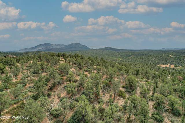 6918 W Almosta Ranch Road, Prescott, AZ 86305 (MLS #1042464) :: Conway Real Estate