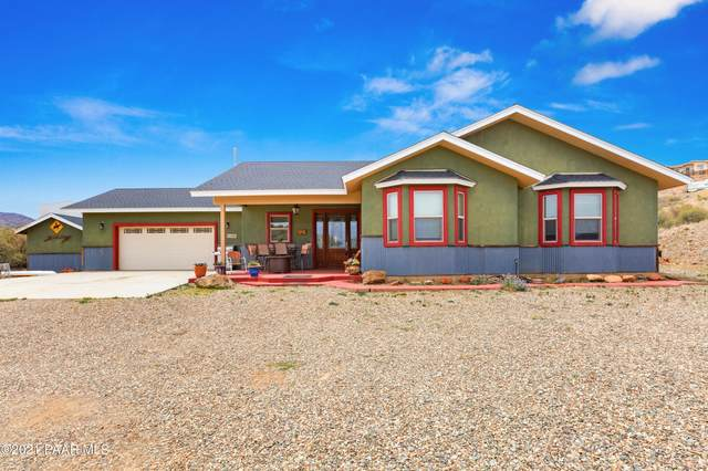 1190 S Hope Trail, Dewey-Humboldt, AZ 86327 (MLS #1042480) :: Conway Real Estate