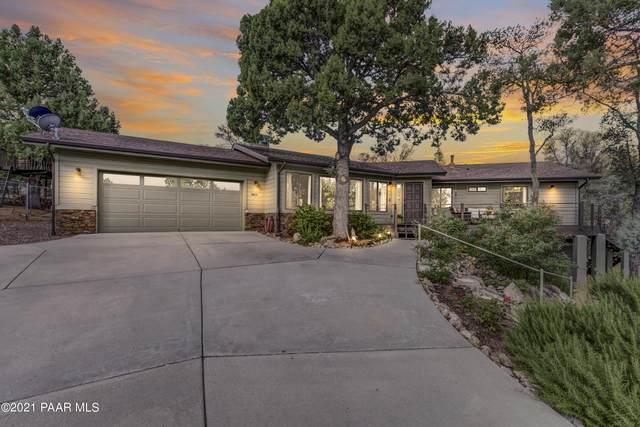 985 Custer Lane, Prescott, AZ 86305 (#1042483) :: Shelly Watne