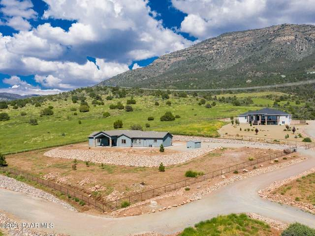14670 E Diamond Sky Trail, Prescott Valley, AZ 86315 (MLS #1042506) :: Conway Real Estate