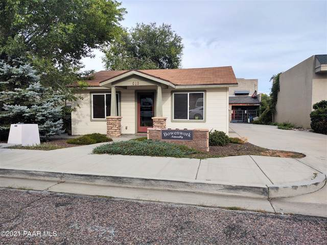 619 N Division Street, Prescott, AZ 86301 (#1042525) :: Shelly Watne