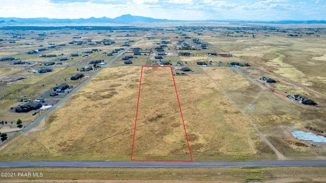 0 Covered Wagon Trail, Prescott Valley, AZ 86315 (MLS #1042547) :: Conway Real Estate