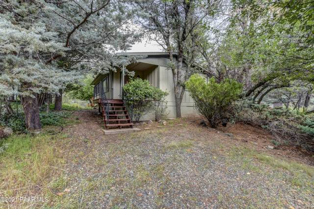 1590 W Pine Cone Way, Prescott, AZ 86303 (#1042570) :: Shelly Watne