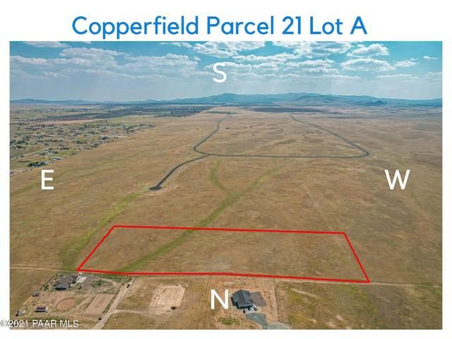 0 Sharp Trail -Lot A, Prescott Valley, AZ 86315 (MLS #1042635) :: Conway Real Estate
