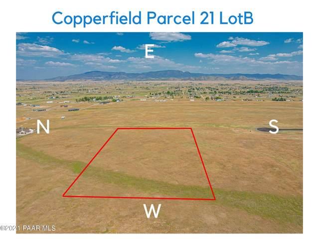 0 Sharp Trail- Lot B, Prescott Valley, AZ 86315 (MLS #1042636) :: Conway Real Estate