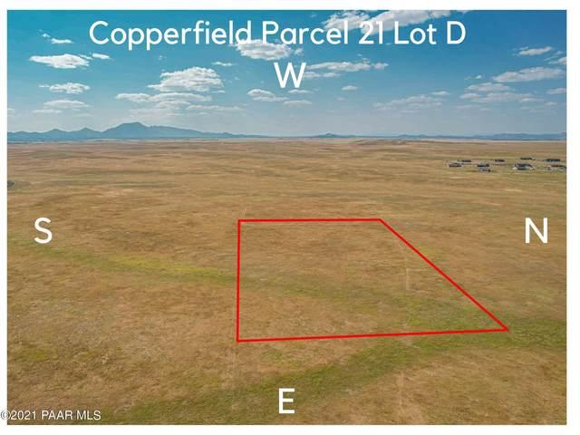 0 Sharp Trail - Lot D, Prescott Valley, AZ 86315 (MLS #1042637) :: Conway Real Estate