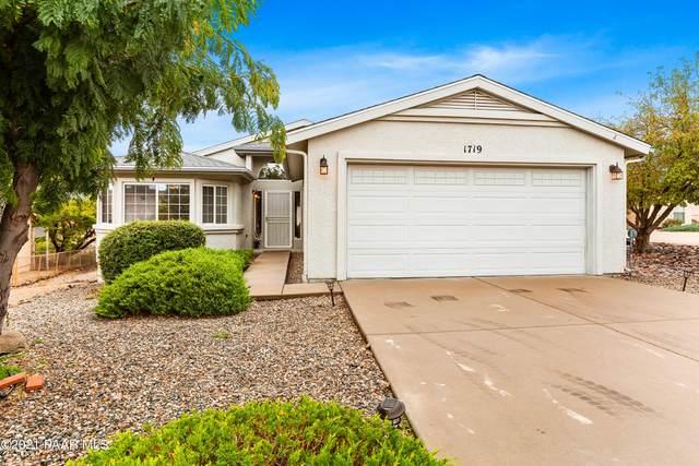 1719 Boardwalk Avenue, Prescott, AZ 86301 (MLS #1042642) :: Conway Real Estate
