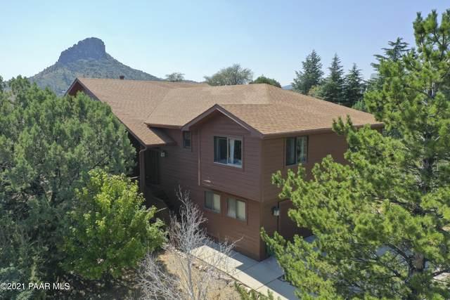 2006 Quiet Cove, Prescott, AZ 86305 (MLS #1042654) :: Conway Real Estate