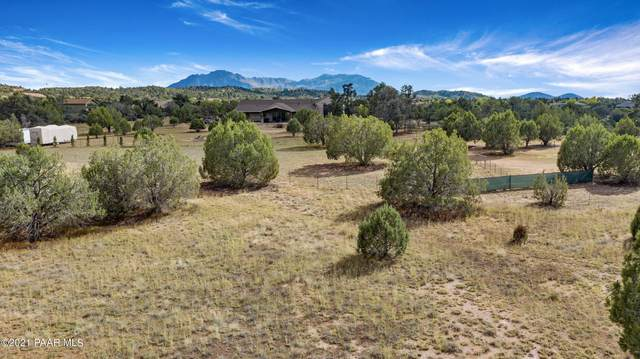 13511 N Warpaint Place, Prescott, AZ 86305 (MLS #1042655) :: Conway Real Estate