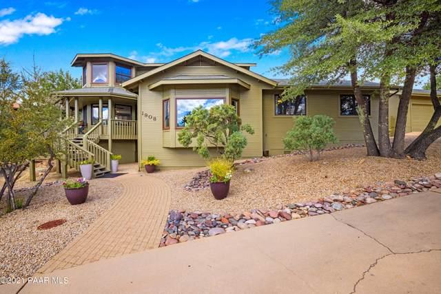 1908 Woods Trail, Prescott, AZ 86305 (MLS #1042665) :: Conway Real Estate