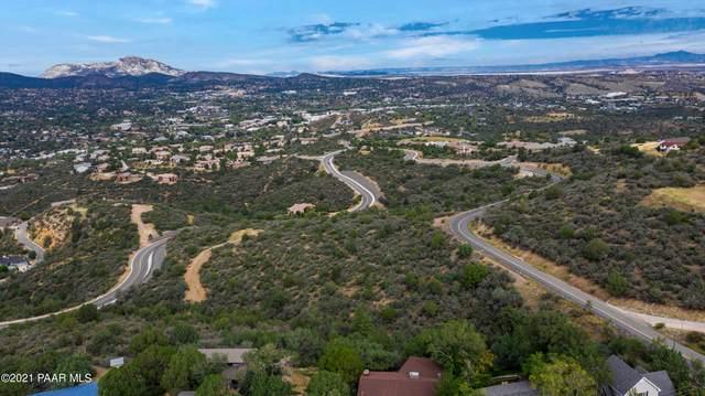 725 Haisley Road, Prescott, AZ 86303 (MLS #1042680) :: Conway Real Estate