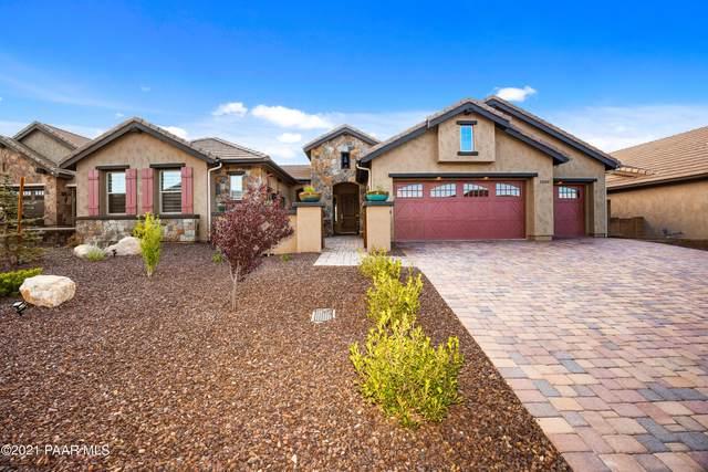 5248 Scenic Crest Way, Prescott, AZ 86301 (MLS #1042729) :: Conway Real Estate