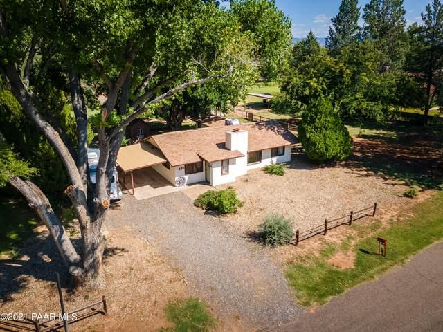420 W Pheasant Run Circle, Camp Verde, AZ 86322 (#1042734) :: Shelly Watne