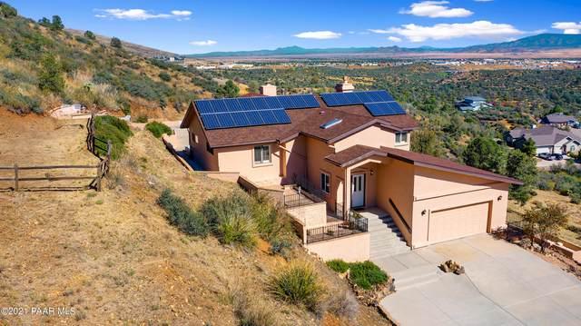 5859 E Lewis Circle, Prescott, AZ 86303 (#1042745) :: Shelly Watne