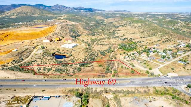 2862 S State Route 69, Dewey-Humboldt, AZ 86329 (#1042748) :: Shelly Watne