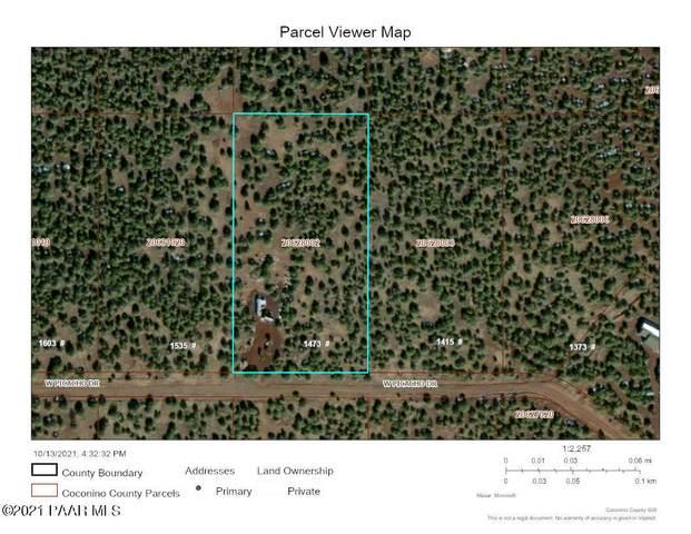 1473a W Picacho Drive, Ash Fork, AZ 86320 (#1042775) :: Prescott Premier Homes   Coldwell Banker Global Luxury