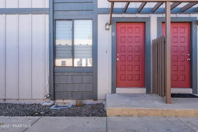 845 Sunset Avenue D, Prescott, AZ 86305 (#1042779) :: Shelly Watne