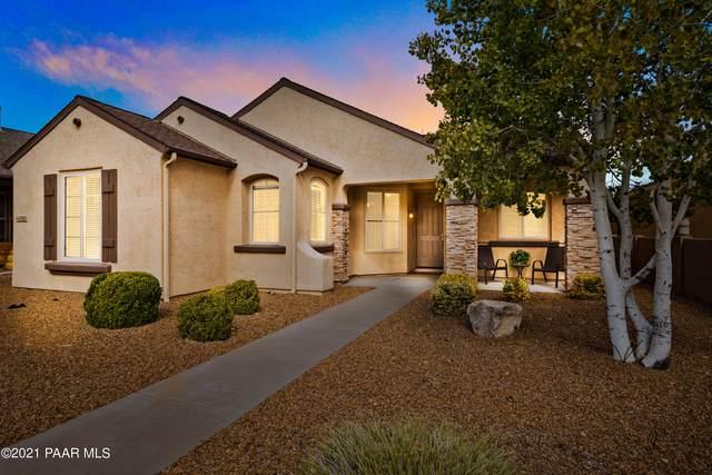 1031 N Cloud Cliff Pass, Prescott Valley, AZ 86314 (MLS #1042780) :: Conway Real Estate