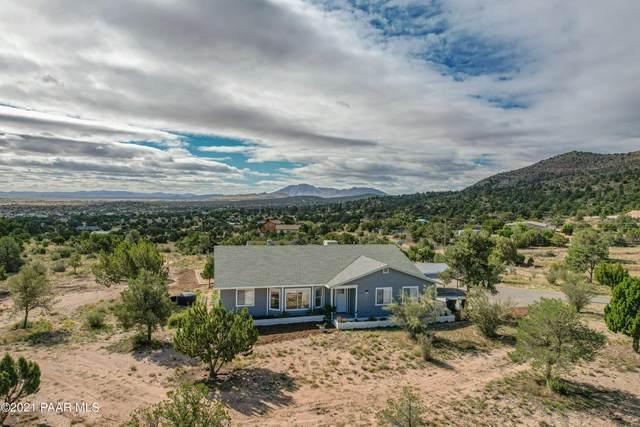 4175 W Hidden Canyon Road, Chino Valley, AZ 86323 (#1042783) :: Shelly Watne