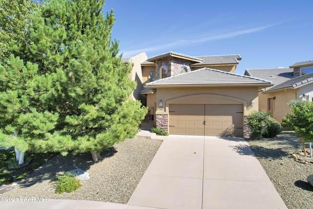 1273 Crown Ridge Drive, Prescott, AZ 86301 (MLS #1042786) :: Conway Real Estate