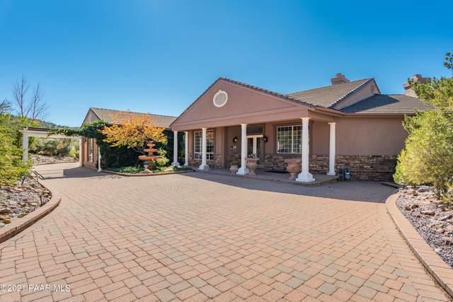 188 Morning Glow Way, Prescott, AZ 86303 (MLS #1042791) :: Conway Real Estate