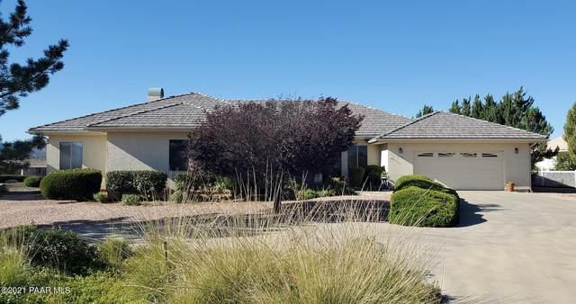 10621 E High Point Drive, Dewey-Humboldt, AZ 86327 (#1042796) :: Shelly Watne