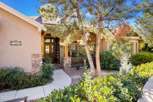 5511 W Inscription Canyon Drive, Prescott, AZ 86305 (MLS #1042821) :: Conway Real Estate