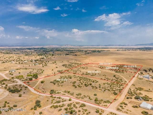 0 W Phantom Ridge Road, Chino Valley, AZ 86323 (#1042829) :: Shelly Watne