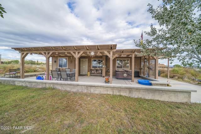 25593 N Reed Road, Paulden, AZ 86334 (#1042853) :: Prescott Premier Homes   Coldwell Banker Global Luxury