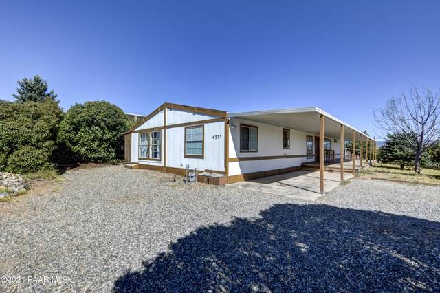 4275 N Navajo Drive, Prescott Valley, AZ 86314 (#1042861) :: Shelly Watne