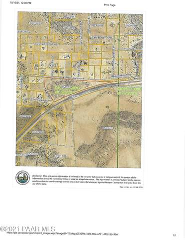 0 E Verde Ranch Road, Paulden, AZ 86334 (#1042873) :: Prescott Premier Homes   Coldwell Banker Global Luxury