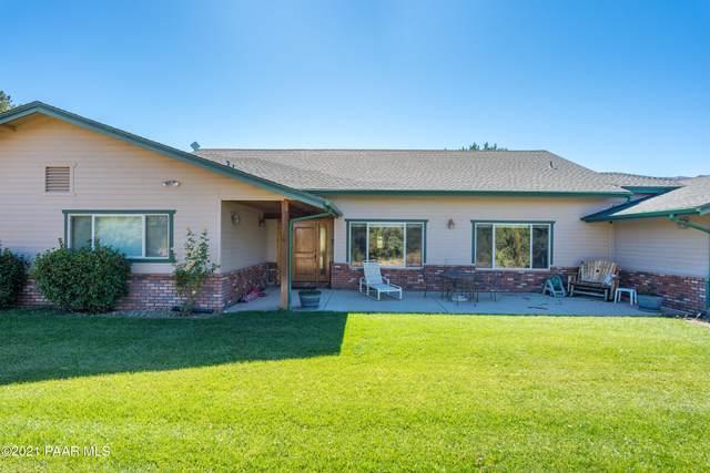 8745 N Buchanan Drive, Prescott, AZ 86305 (#1042876) :: Shelly Watne