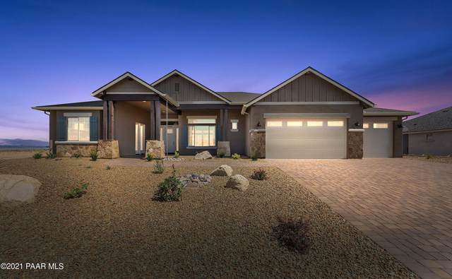 3771 Blazing Ore Trail, Prescott, AZ 86301 (#1042878) :: Shelly Watne