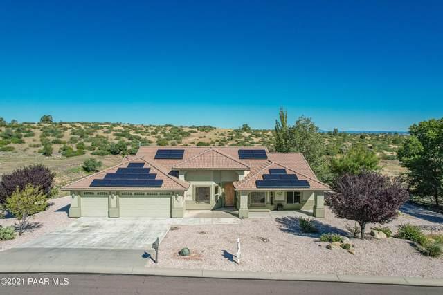 780 Grapevine Lane, Prescott, AZ 86305 (#1042882) :: Shelly Watne