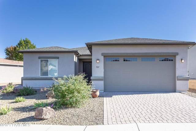 937 N Gomez Street, Dewey-Humboldt, AZ 86327 (#1042887) :: Shelly Watne