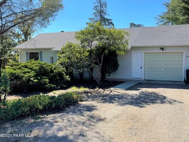 8471 E Posse Circle, Prescott Valley, AZ 86314 (#1042888) :: Shelly Watne