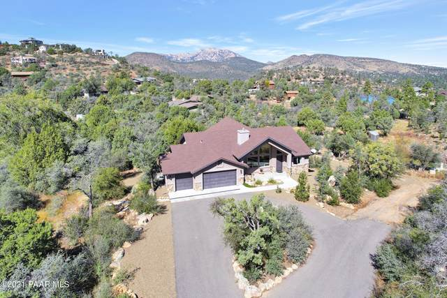 2011 N Tranquil Trail, Prescott, AZ 86305 (#1042889) :: Shelly Watne