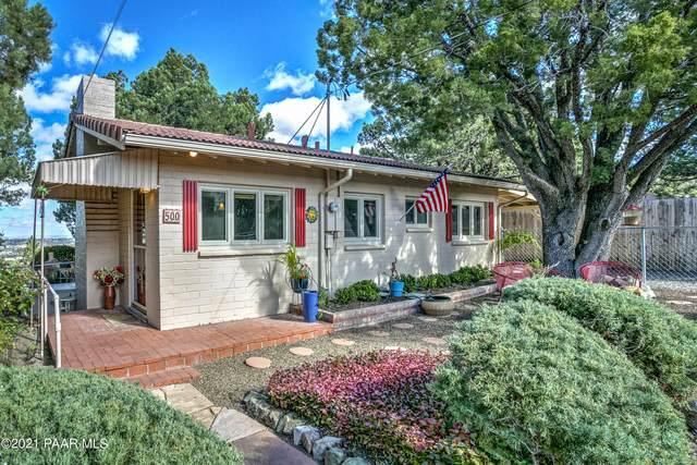 500 E Juniper Drive, Prescott, AZ 86303 (MLS #1042927) :: Conway Real Estate