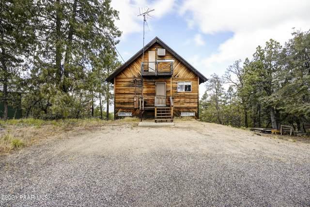 770 N Skyline Drive, Prescott, AZ 86305 (MLS #1042933) :: Conway Real Estate