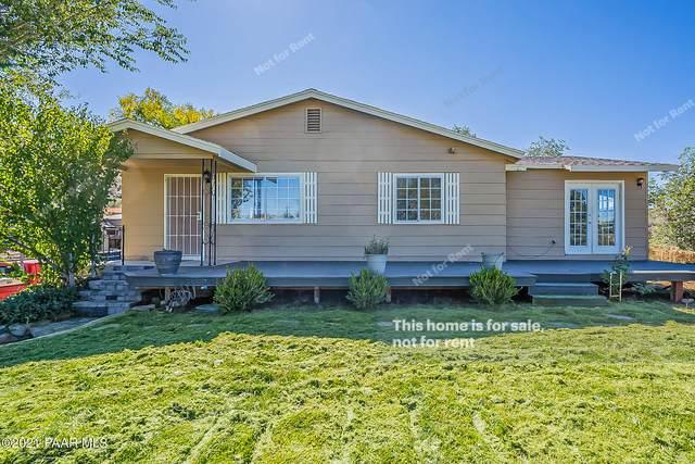 2044 Douglas Lane, Prescott, AZ 86301 (MLS #1042937) :: Conway Real Estate