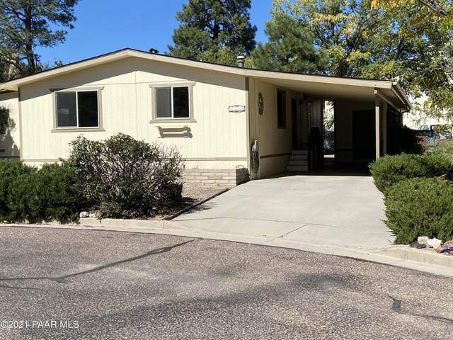1208 Dougherty Circle, Prescott, AZ 86305 (MLS #1042942) :: Conway Real Estate
