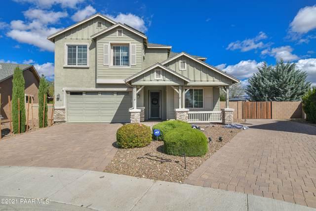 13116 E Lima Street, Prescott Valley, AZ 86327 (MLS #1042949) :: Conway Real Estate