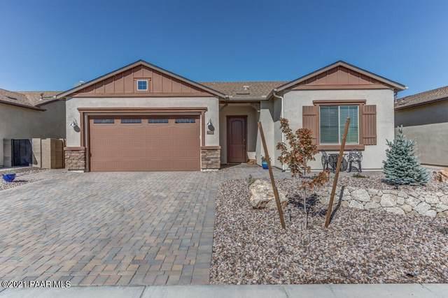 7924 E Hearthstone Drive, Prescott Valley, AZ 86315 (MLS #1042964) :: Conway Real Estate