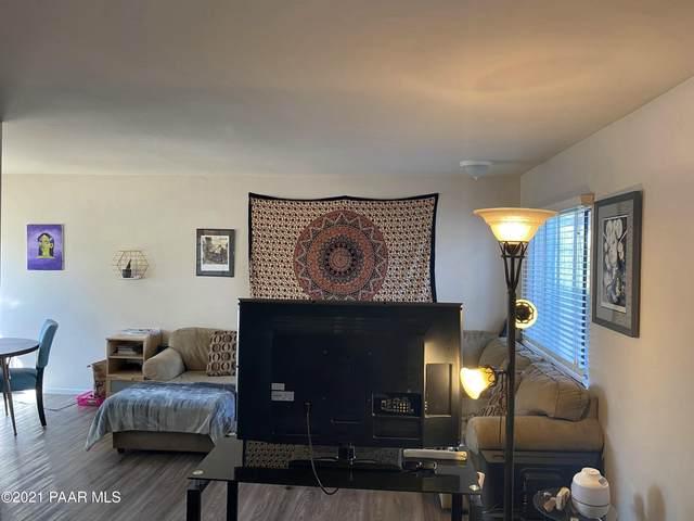 6164 Antelope Villas Circle #133, Prescott, AZ 86305 (#1042999) :: Shelly Watne