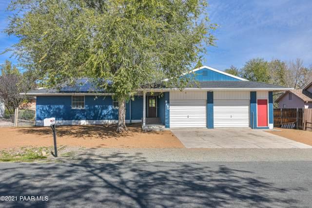 8190 E Dust Devil Drive, Prescott Valley, AZ 86314 (#1043007) :: Shelly Watne