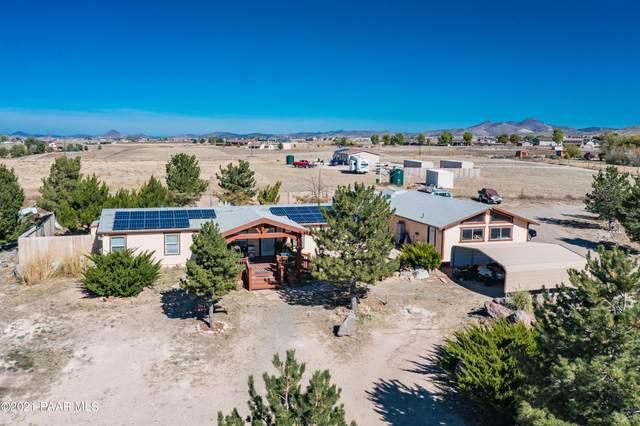 9220 E Turtle Rock Road, Prescott Valley, AZ 86315 (#1043024) :: Shelly Watne