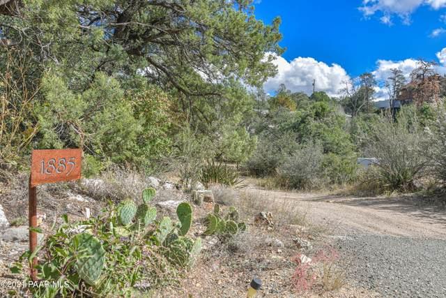 1885 N Arrowhead Drive, Prescott, AZ 86305 (#1043025) :: Shelly Watne