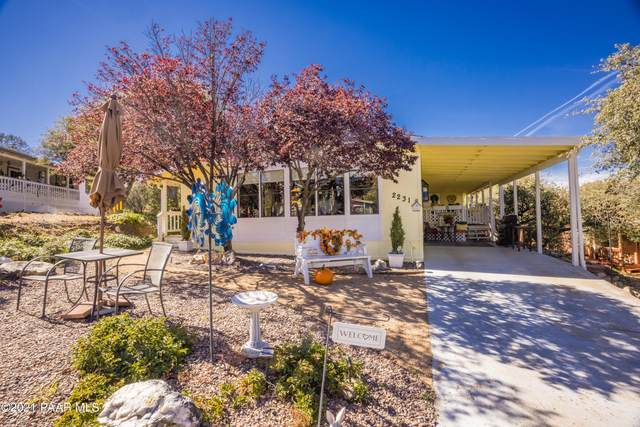 2231 River Trail Road, Prescott, AZ 86301 (#1043033) :: Shelly Watne